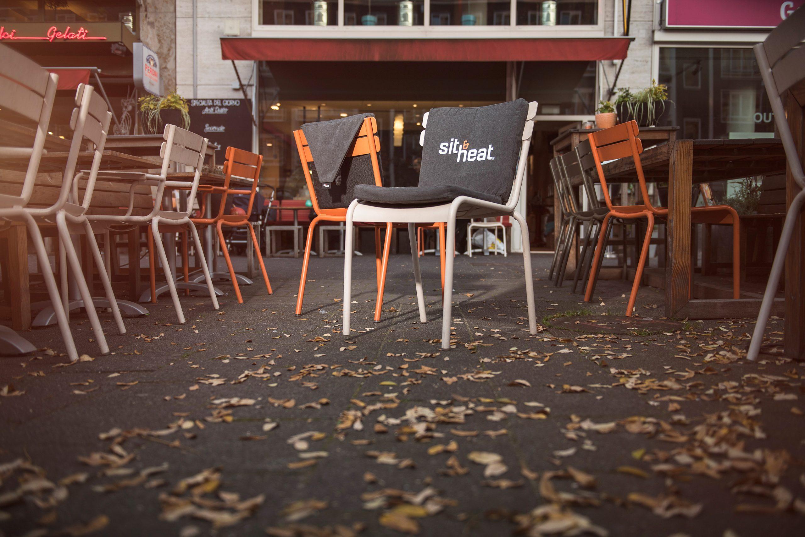 Duurzaam je terras verwarmen met Sit & Heat
