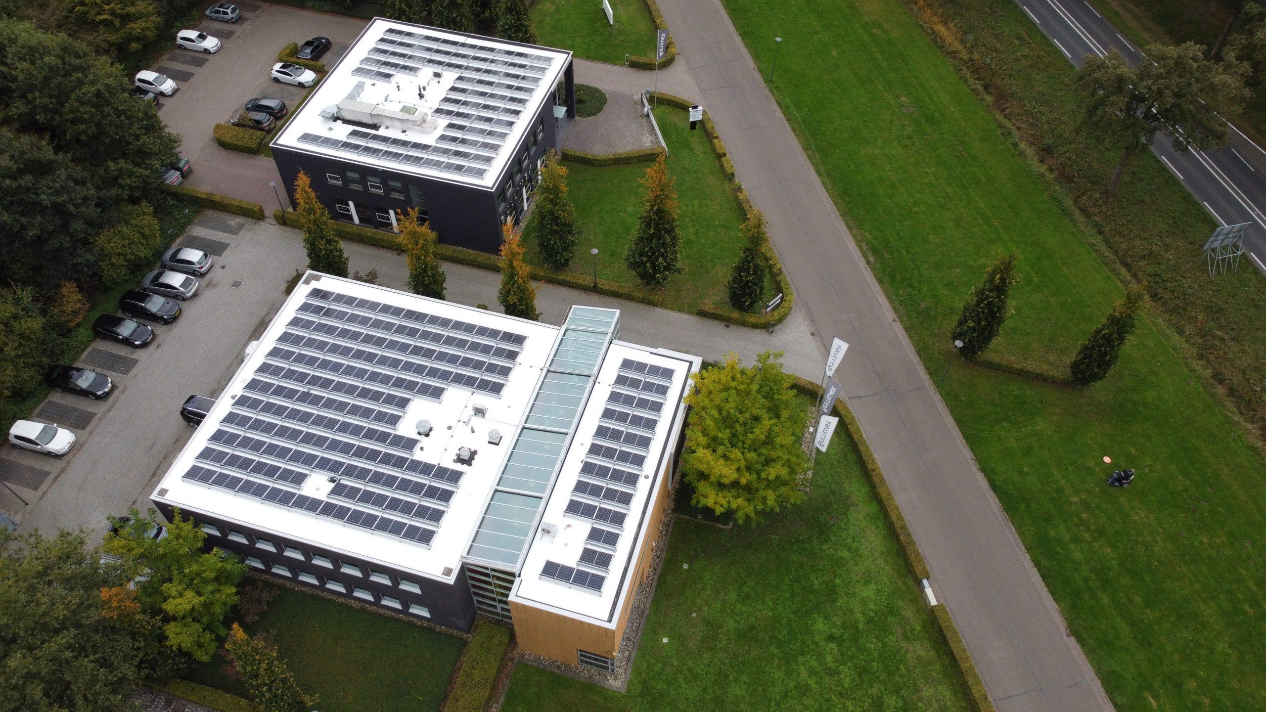 Een dak met Roofclix: koeler in de zomer, warmer in de winter