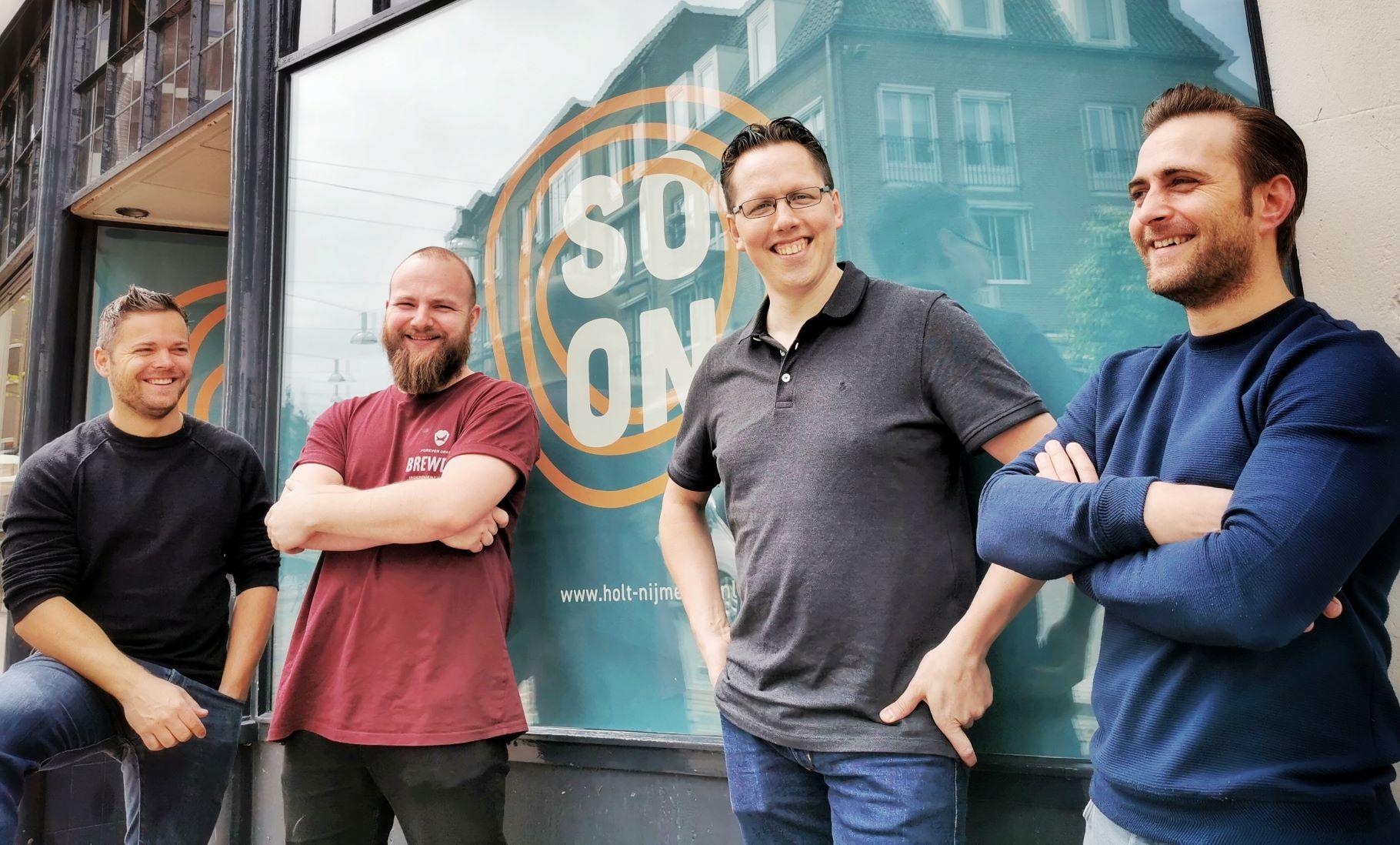 Nieuw in Nijmegen: all day cafe HOLT